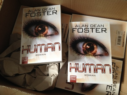 """Human"" aka ""Body, Inc."" by Alan Dean Foster"